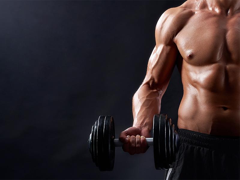 Aumento del carico esercizio fisico