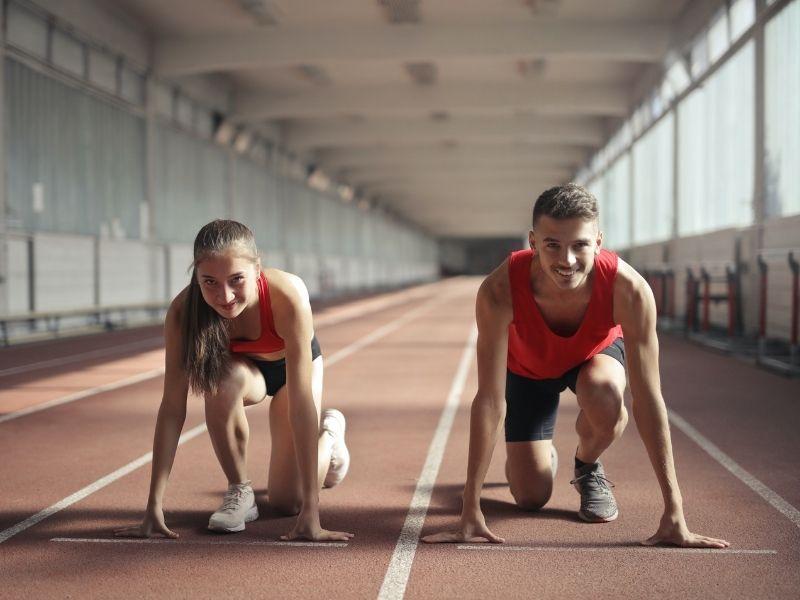 L'esercizio fisico intenso fa male ai denti